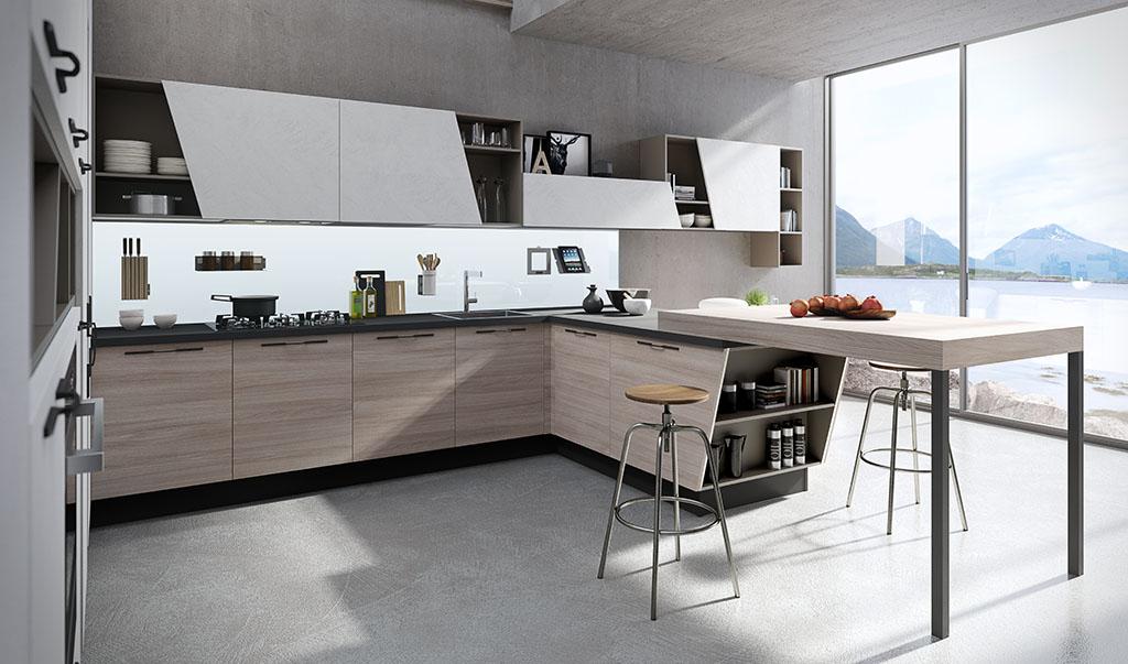 Immagini di cucine moderne great zappalorto cucine in muratura caroldoey c immagini di cucine - Cucine zappalorto moderne ...